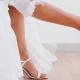 Les chaussures pour le jour du mariage