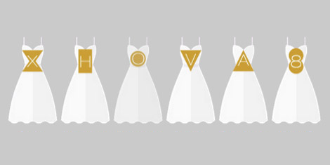 Bien choisir sa robes de mariées en fonction de sa morphologie