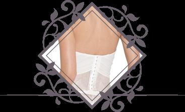 guepiere et sous-vêtements mariage