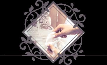 Accompagnement jour J robe de mariées