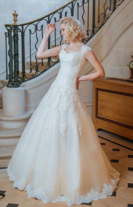 Robe de mariée Laura Selestia